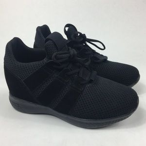 """Calto Invisible 3"""" Height Increase Elevator Shoes"""